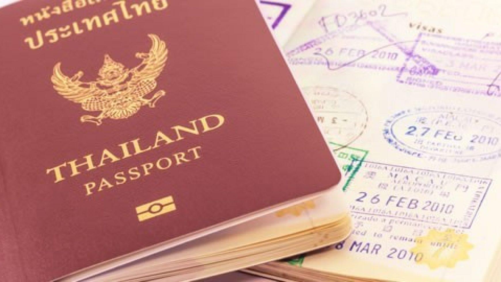 泰国最新签证政策,另附泰国入境防疫措施。